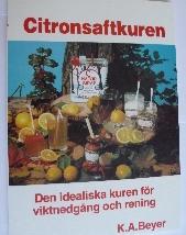 Citronsaftkuren