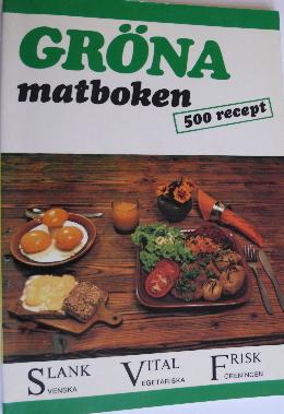 Gröna matboken