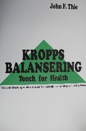KROPPSBALANSERING  Touch for Health