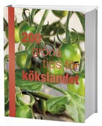 200 gröna tips för kökslandet