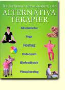 Illustrerad uppslagsbok om alternativa terapier