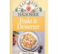 Frukt & Desserter